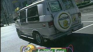Flashback: Packers Fans Trek to New Orleans for Super Bowl