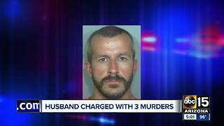 Colorado man charged with murder of wife who just returned from Arizona trip