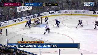 Steven Stamkos has 3 points as Tampa Bay Lightning beat Colorado Avalanche 5-2 - Video