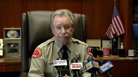 Sheriff Donny Youngblood issues statement on deputy pleas