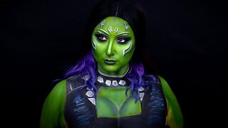 That's Some Super Makeup! Awesome Avengers Inspired Makeup Tutorial