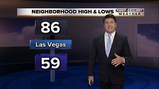 13 First Alert Weather on Oct. 24 - Video