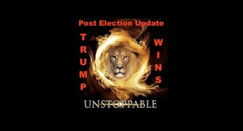 12.17.20 POST ELECTION UPDATE #11 ALLIANCE MOVES INDICATE IMPENDING ACTION