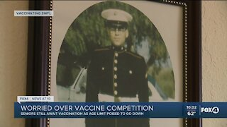 Local Veteran denied access to COVID-19 Vaccine