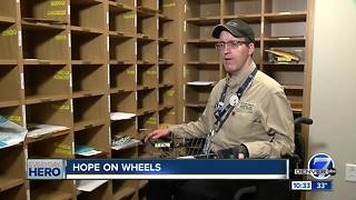 7Everyday Hero Michael Hancey is an inspiration - Video