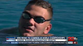 Kris Rogic to represent home country in world championship