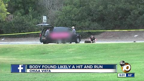 Young man's body found by former teacher in Chula Vista