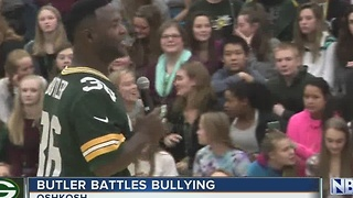Butler Talks About Bullying - Video