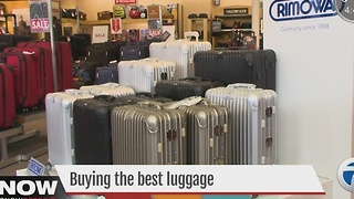 Buying the best luggage - Video