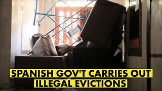 The ugly reality of Spain's housing crisis - Video