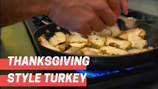 Sliced Roasted Turkey Breast From Costco | Chef Dawg