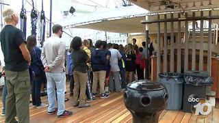 Summer fun: Maritime Museum - Video