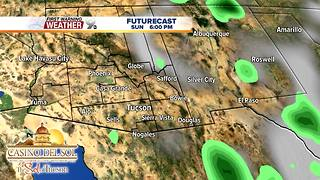 FORECAST: A slight cooling trend on the way - Video