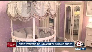 First weekend of Indianapolis Home Show underway - Video