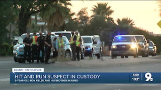 TPD: Driver that hit and killed boy taken into custody