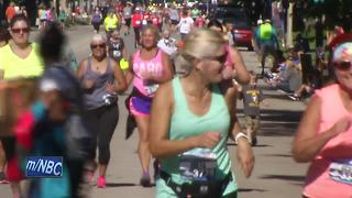Heat a big concern for Community First Fox Cities Marathon runners - Video