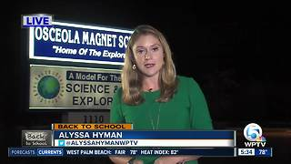 Mold causes early release at school in Vero Beach - Video