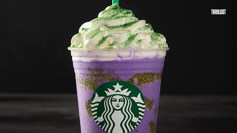 Starbucks Has a Ghastly, New Halloween Frappuccino