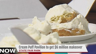 Walker announces $6 million Cream Puff Pavilion renovation - Video