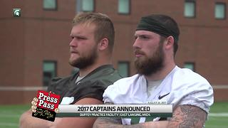 2017 MSU Football Captain - Video