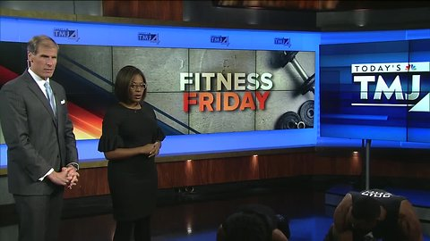 Fitness Friday: Training with resistance cardio and heavy lifting