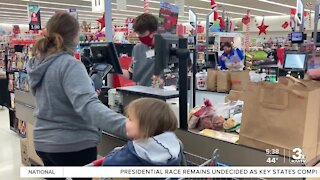 Round Up for Veterans at HyVee