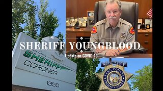 Kern County Sheriff Donny Youngblood provides update