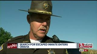 Authorities still looking for escaped inmate - Video