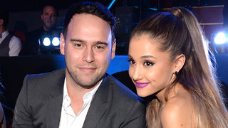 Scooter Braun Gets Candid About Ariana Grande's Ex's & How Terrible They Were