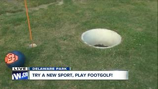What you need to know about FootGolf - Video