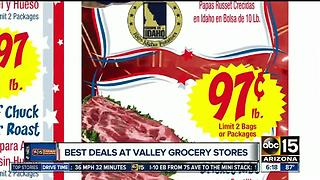 Check out these great deals on groceries as Independence Day nears - Video
