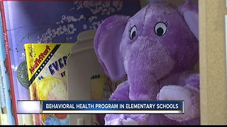 Behavioral health therapy pilot program helping elementary students improve mental health