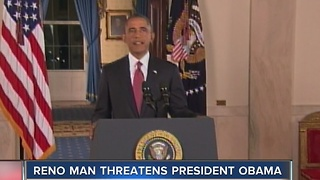Reno man admits White House telephone threat to kill Obama - Video