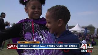 March of Dimes raises over $500K for babies
