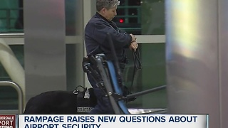 Ft. Lauderdale airport shooting raises questions about security - Video