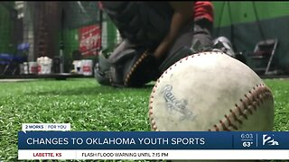 Changes to Oklahoma youth sports