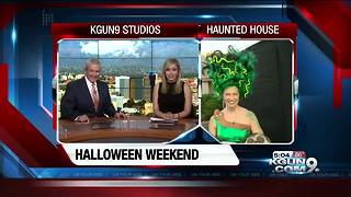 Chief Meteorologist Erin Christiansen's Friday, October 27th 5PM FIRST WX HALLOWEEN LIVE - Video