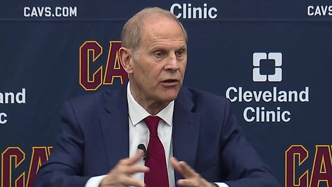 Welcome to The Land: Cleveland Cavaliers introduce John Beilein as new head coach
