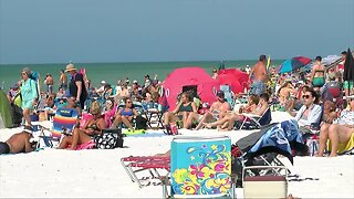 Sarasota deputies double patrols for spring break