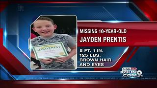PCSD needs help locating missing 10-year-old boy
