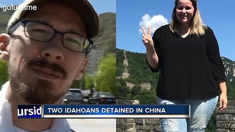 Two Idahoans detained in China