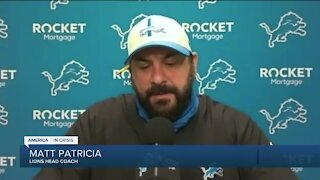 Days after canceling practice, Matt Patricia says Lions 'want people to listen'