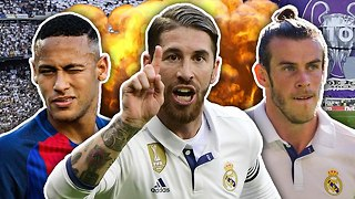 Will Sergio Ramos Outscore Neymar & Bale This Season?! | W&L - Video