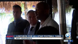 Lytal, Reiter, Smith, Ivey and Fronrath All-Star Game Luncheon - Video