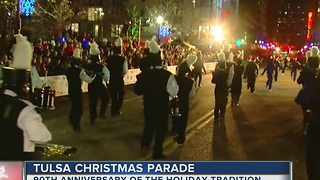 90th Annual Tulsa Christmas Parade