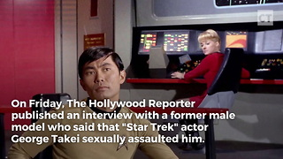 Takei Accused of Sexual Assault - Video