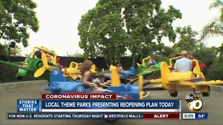 San Diego theme parks to present reopening plan