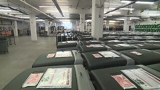 Cuyahoga County Board of Elections offers voters a peek behind the curtain