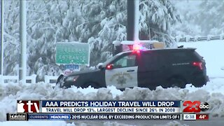 Thanksgiving travel predictions