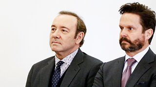 Prosecutors Drop Sexual Assault Charges Against Kevin Spacey